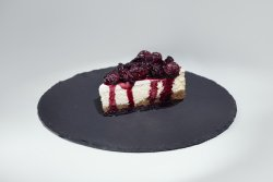 Sour Cherry cheesecake image