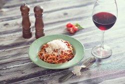 Spaghetti Milanese image