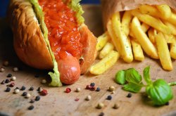 Hot Dog Mexican