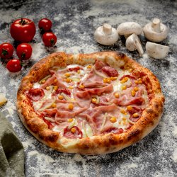 Pizza Campagnola image