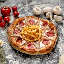Pizza Sunrise image