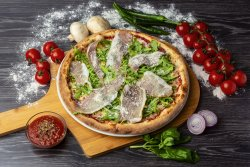 Pizza Crudo 32 cm image