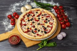 Pizza Piemonte 40 cm image