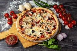 Pizza Quattro stagioni 32 cm -20% reducere