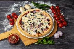 Pizza Tonno e cipolla 32 cm image
