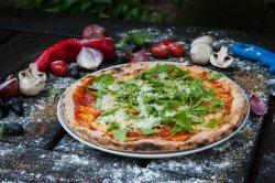 Pizza Spianata image