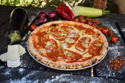 Pizza Porcini Picante