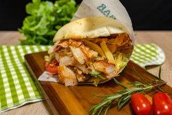 Kebab de pui la chiflă