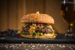 Cheease max Burger  image