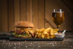 Meniu Cheease max Burger image