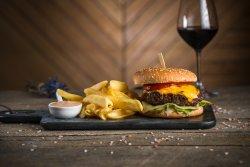 Meniu Cheeseburger image