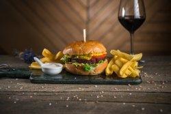 Meniu Red Burger image