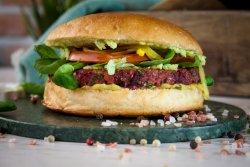 Red Burger 100% Vegan