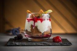 Simple Cream Cheesecake image