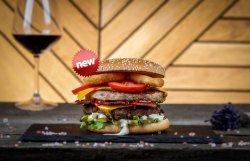 The big mix burger