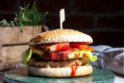 The Best Chicken Burger