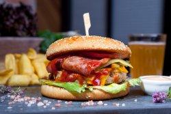 Meniu Chicken Burger