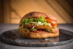 Sandwich vegetal image