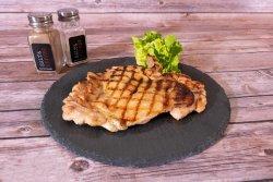 Pulpă de pui dezosată grill 1 buc. + garnitură și salată la alegere image