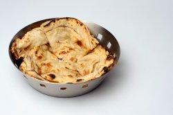 Laccha Paratha vegan image