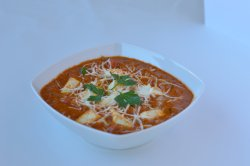Curry vegetarian- Paneer Takatak image