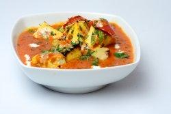 Curry vegetarian- Paneer Tikka Masala image
