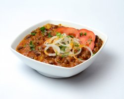 1+1 GRATUIT: Curry vegetarian- Pindi Chole image