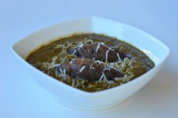 Curry vegetarian- Saag Kofta image