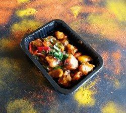 Chilli Chicken-Pui cu chilli image