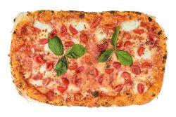 Pizza Bufala D.O.P. e Pomodorini