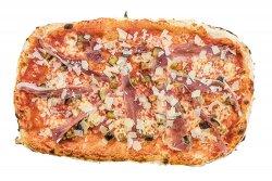 Pizza Combo Parmigiana