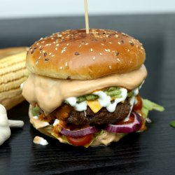 Beef Burger / Burger de Vită