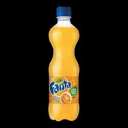 Fanta Orange / Fanta de portocale