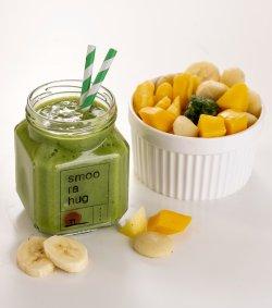 Kale Detox Smoothie / Suc pentru detoxifiere cu varză Kale
