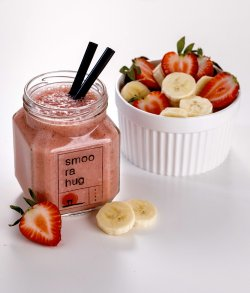 Relaxation Smoothie / Suc pentru relaxare