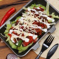 Vegetarian Salad / Salată Vegetariană