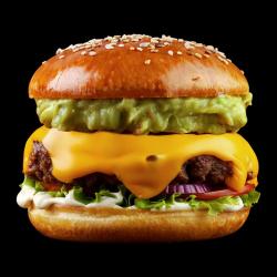 Pork Burger / Burger de Porc