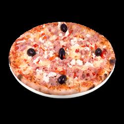 Pizza grecească