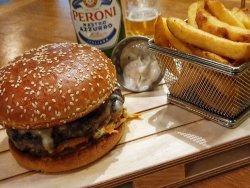 Beef Burger cu sos remoulade image