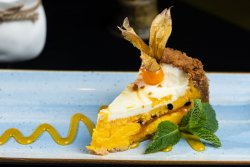 Cheesecake cu mango image