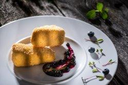Brie pane cu sos de afine - fără garnitură image