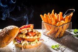 Burger Chicken Caju image