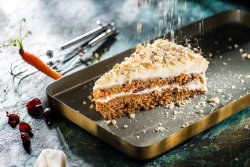 Caju Carrot Cake image