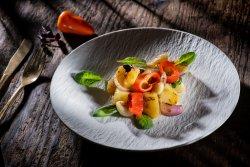 Cartofi cu legume sotate image