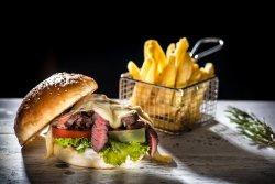 Minute Steak Burger