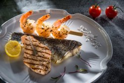 Mix grill de pește image