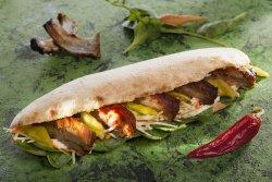 Sandwich BBQ Pork image