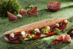 Sandwich Italian Flavors image