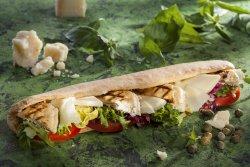 Sandwich cu file de păstrăv image