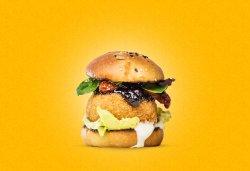 Cheesy Burger image
